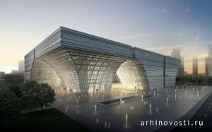 Культурный центр от gmp architekten. Чанчжоу, Китай