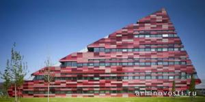 Университетский городок Jubilee Campus от Make Architects. Ноттингем, Великобритания