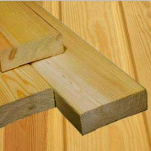 Деревянные погонажные изделия