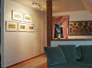 Декоративные стеновые и потолочные панели