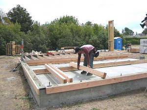 Как выбрать фундамент для загородного дома.