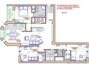 Дизайн-проект: планировочный этап