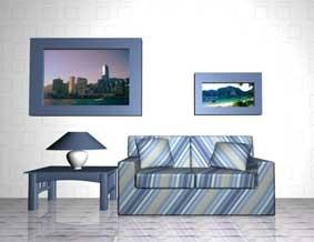 Оптические иллюзии в помещениях
