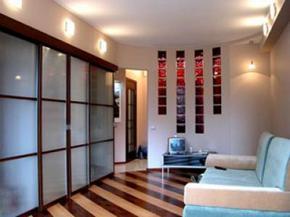 Дизайн трехкомнатной квартиры: 24 фото интерьеров квартир