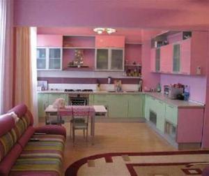 Совмещение кухни с комнатой