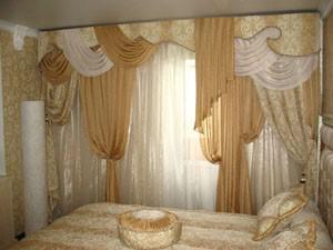 Какие шторы выбрать в спальню?