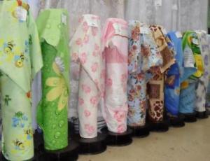 Ткани для штор. Какие выбрать?