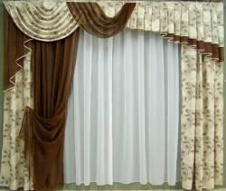 Какие выбрать шторы и ткань для штор. Полезные советы и рекомендации по выбору штор