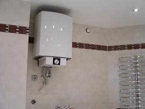 Установка, подключение водонагревателей накопительного типа