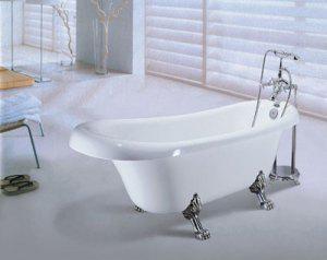 Чугунная ванная