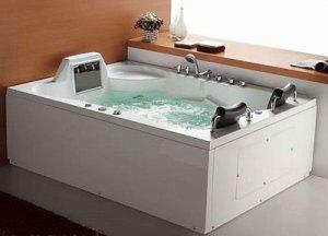 Гидромассажная ванна в доме
