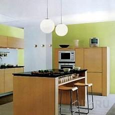 Планируем освещение кухни