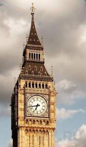 Дух старой Англии живёт в современных часах