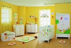 Как правильно выбрать цвет для детской комнаты