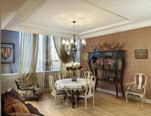 Интерьер квартиры в стиле бидермейер