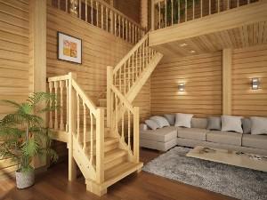 Интерьер и лестницы