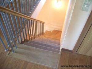 Проем для новой лестницы