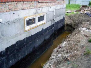 Виды фундамента и грунта