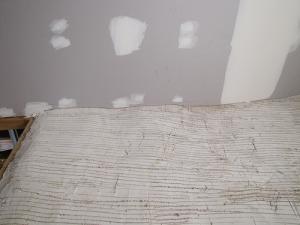 Как ошпатлевать стены и потолок из гипсокартона