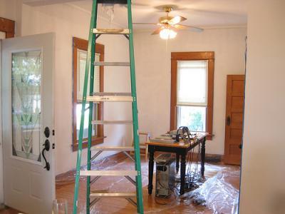 Подготовка стен и потолков к отделке